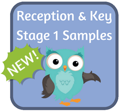 Download Reception & KS1 Vocabulary Samples