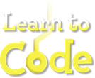 learn to code logo