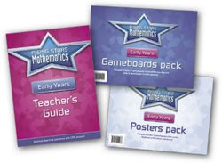 Rising Stars Mathematics in the Early Years free samples