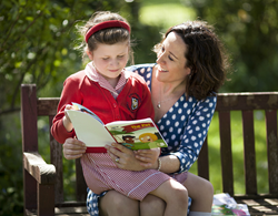 Engage with your child's reading life