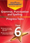 Grammar Punctuation and Spelling Progress Tests Year 6 Cover