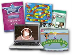 Rising Stars Mathematics in the Early Years pack shot