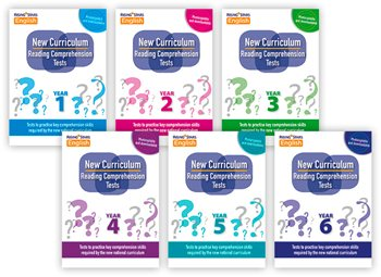Reading comprehension tests for every year group reading comprehension tests ibookread Read Online