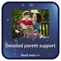 Detailed parent support