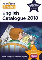 Rising Stars English Catalogue 2018 Cover