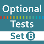 Optional Tests Set B