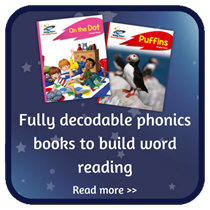 Fully decodable phonics books to build word reading
