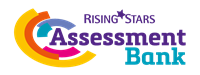 Rising Stars Assessment Bank