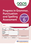 Progress in Grammar, Punctuation and Spelling Assessment