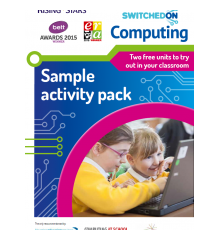 Switched on Computing sample activities