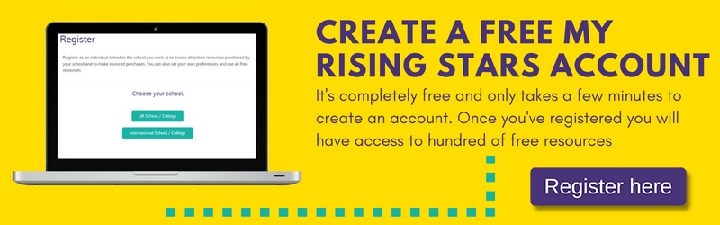 Create a free my rising stars account