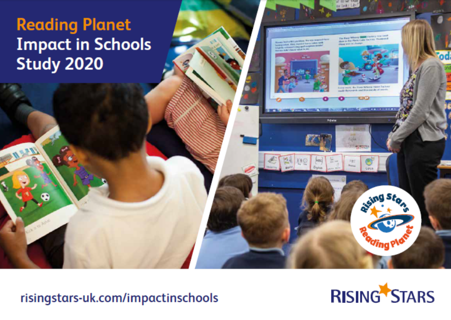 View our latest research-led Impact in Schools Study