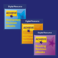NEW! Achieve Anytime, Anywhere with eBooks