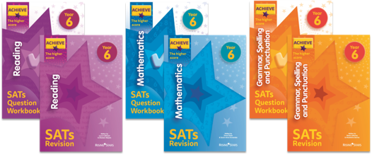 SATs Revision Reading, Mathematics, GPS