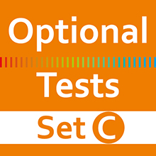 SATs-style Optional Tests Set C
