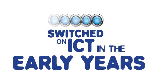 switched on ICT early years logo