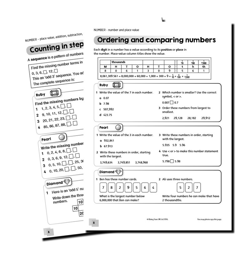 Primary Education Maths Resources | Rising Stars