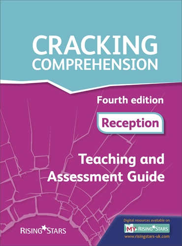 Cracking Comprehension Fourth Edition Reception