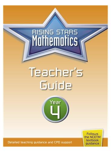 Rising Stars Primary Mathematics Resources